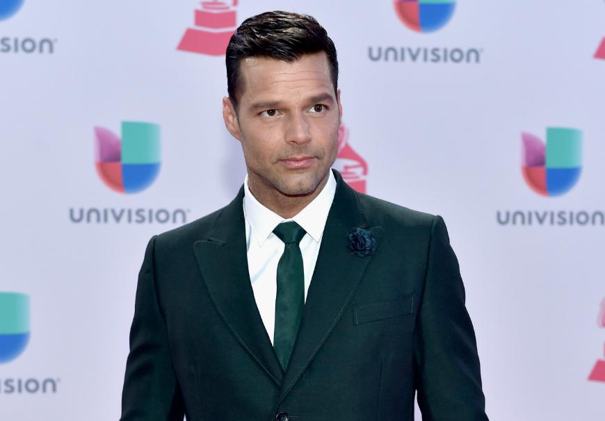 Primeras imágenes de Ricky Martin y su nueva pareja
