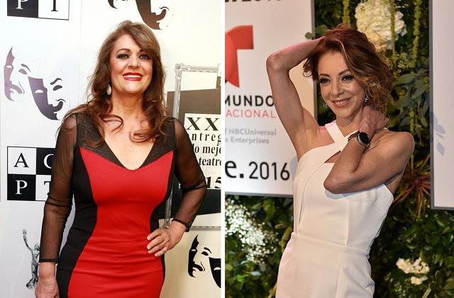 Rosa Gloria Chagoyán seguirá en guerra contra Telemundo y Edith González