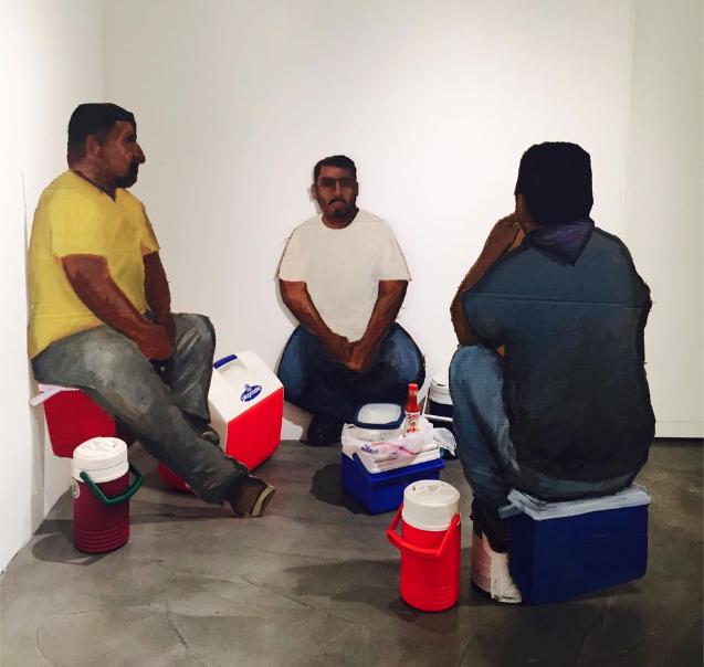 FOTOS: Estos son los inmigrantes que trabajan en las mansiones de Los Ángeles