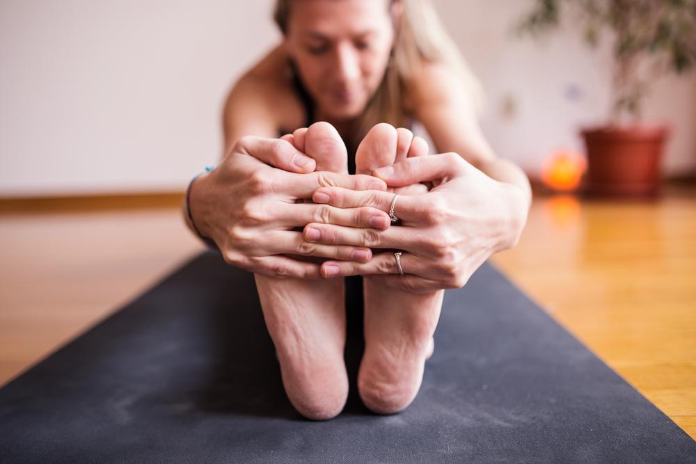Tocarte (o no) los dedos de los pies indica la salud de tus arterias