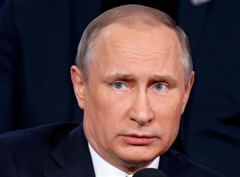 Putin acusa a EEUU de estar detrás de los Panamá Papers
