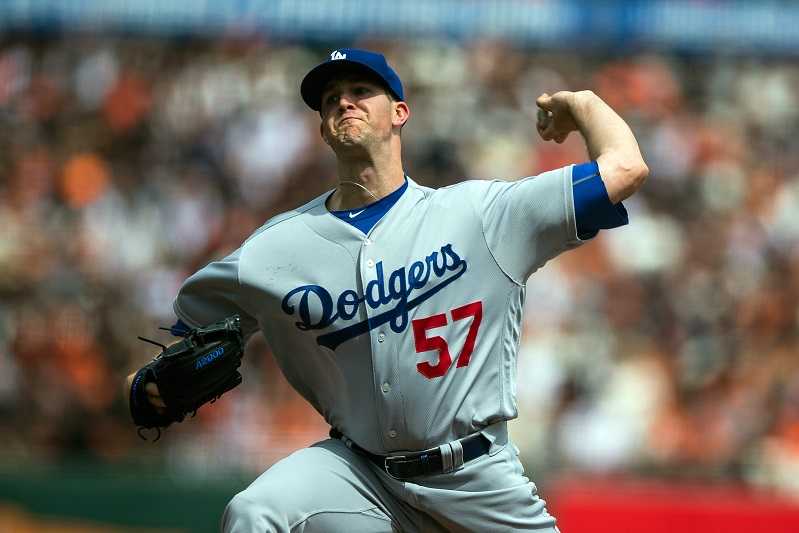 Los Dodgers sufren gigante paliza