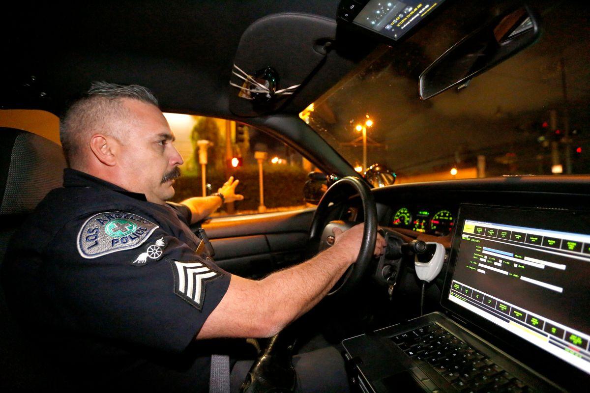Aumenta vigilancia policiaca en calles de LA por coronavirus