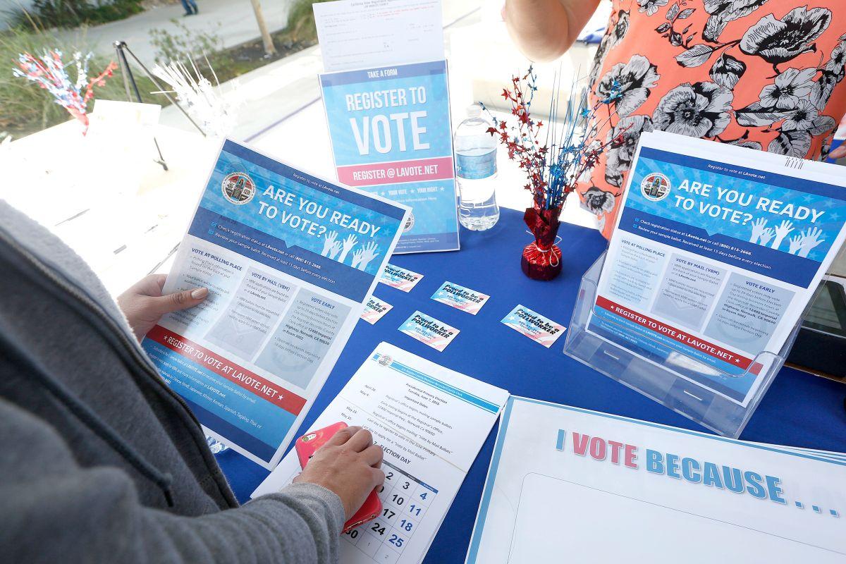 Debemos restaurar la ley del derecho al voto