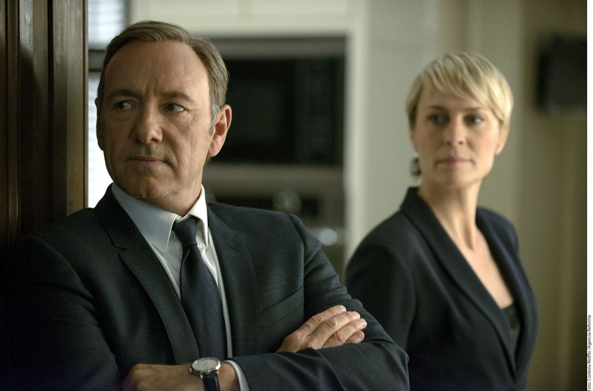 'House of Cards' seguirá sin Kevin Spacey