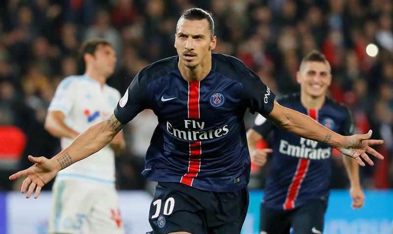 Zlatan Ibrahimovic confirma su marcha del PSG