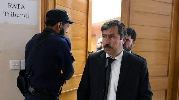 El abogado de Afridi, Qamar Nadeem, no ha podido ver a su cliente desde 2014.