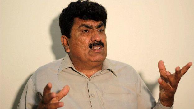 Jamil Afridi, el hermano mayor de Shakil, dice haber perdido la esperanza de verle.