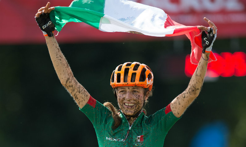 Daniela Campuzano, la elegida para ser la abanderada de México en Río 2016