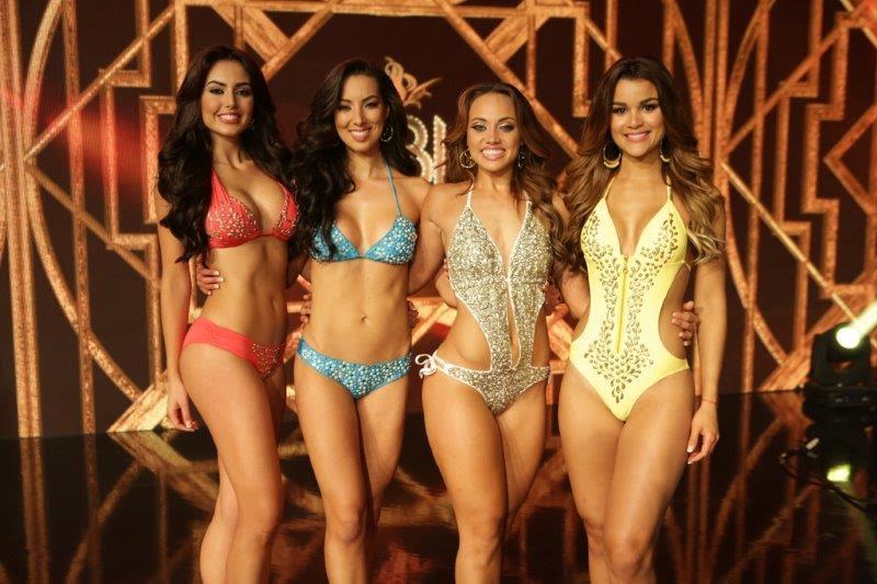 Conoce a las 4 finalistas de Nuestra Belleza Latina 2016