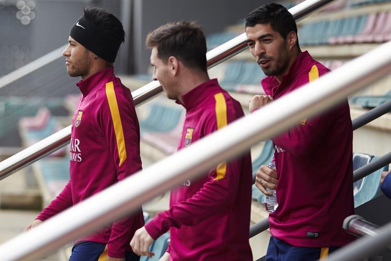 Barcelona y Leicester City sostendrán un partido de pretemporada en agosto próximo