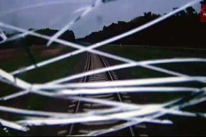 Video: Mira cómo un conductor de tren salva a todos durante un choque