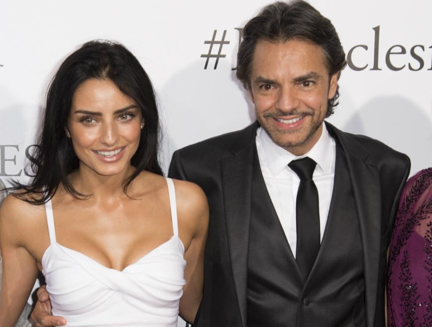 Eugenio Derbez felicitó en Instagram a su hija Aislinn