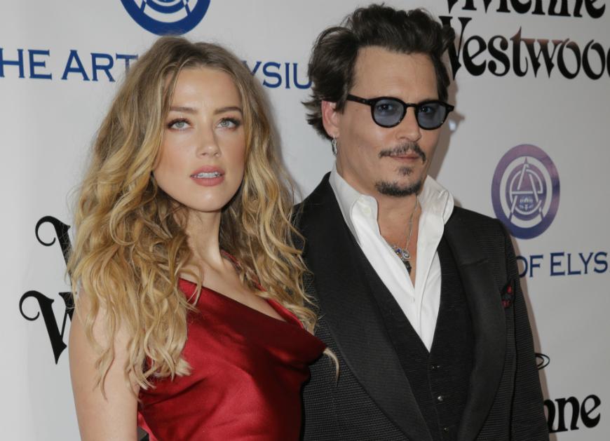 Sigue la batalla entre Johnny Depp y Amber Heard