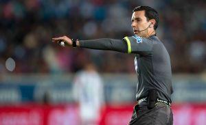 ¡ A portarse bien! César Ramos regresará como árbitro central después del castigo