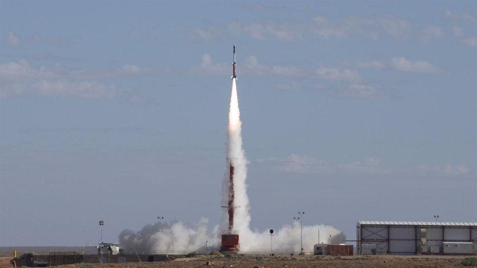Prueban un cohete que podría ir de Buenos Aires a Tokio en 2 horas (video)