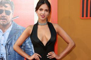 La belleza de Eiza González deslumbra en la semana de la moda en Nueva York