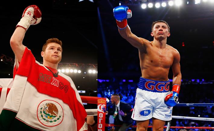'Canelo' Álvarez y Golovkin tendránla pelea más atractiva en varios años.