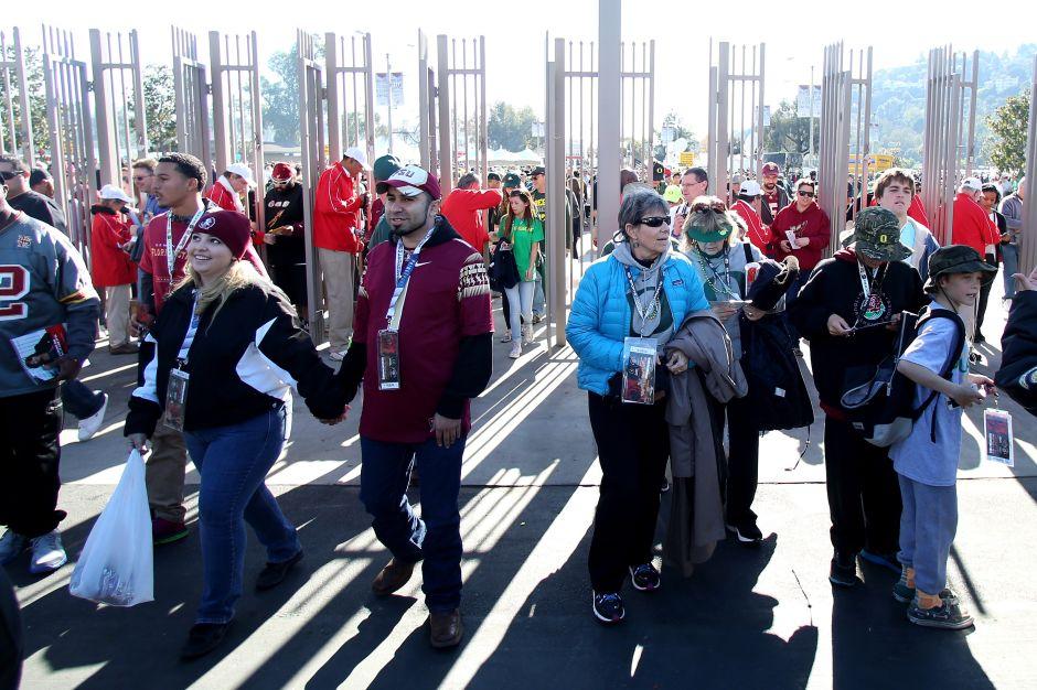 No permitirán bolsas de mano o mochilas en los estadios para Copa América Centenario