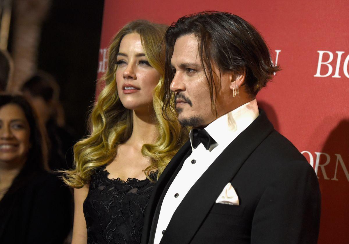 Amber Heard no informó a la policía de que Johnny Depp le había agredido