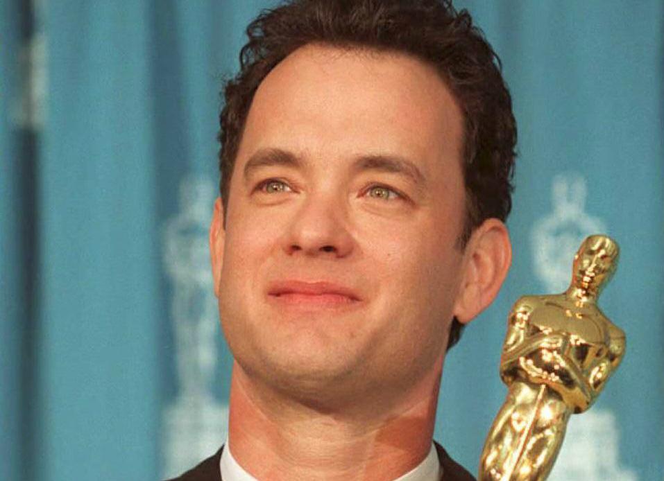 """Hanks fue nominado para un Oscar en 1988 por su papel en """"Big""""."""