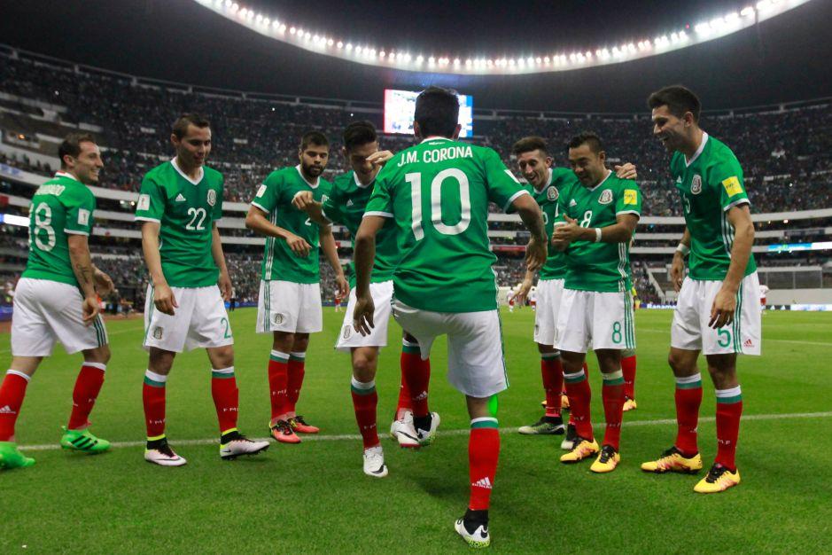 Se presenta el Tri soñado en Copa América Centenario