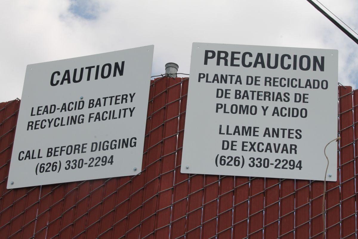Ordenan cierre parcial de empresa contaminante en City of Industry