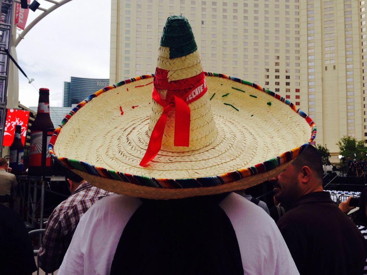 """""""Canelo"""" Álvarez se adueña de Las Vegas"""