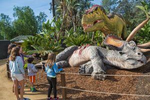 LA Zoo calienta motores: música, comida, exhibiciones se unen a la fiesta