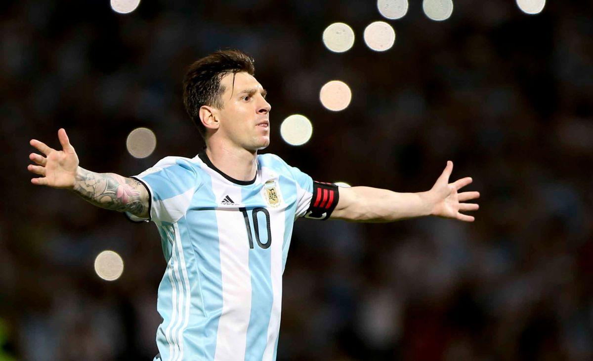 Macri: 'Messi será el líder de Argentina en el Mundial de Rusia'