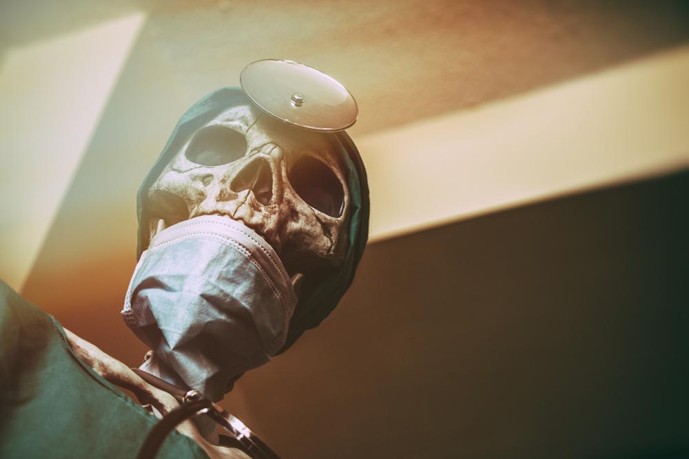 La tercera causa de muerte en EEUU son los doctores