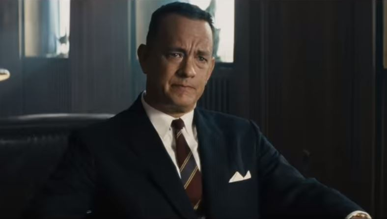 En 2015 Hanks trabajó con Steven Spielberg en Puente de Espías.