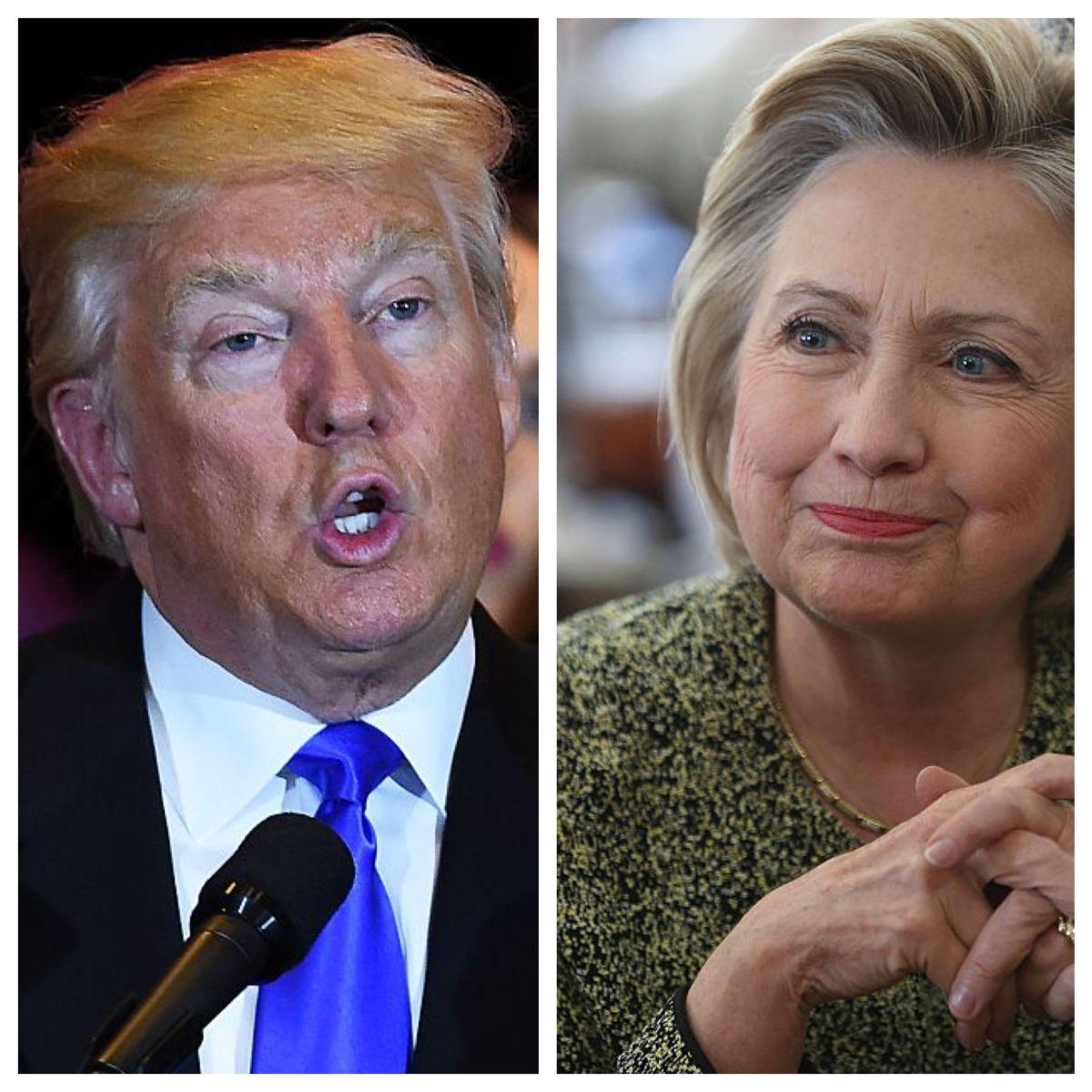 ¿Cómo será la batalla Trump vs Clinton? Las estrategias que usarán los candidatos