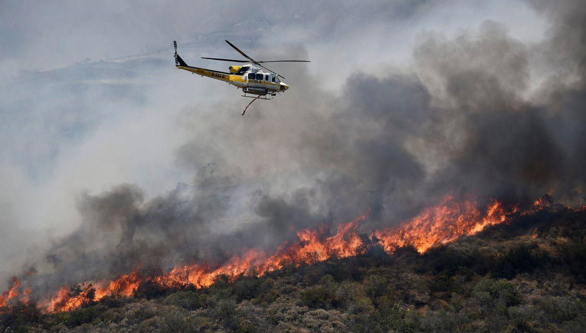 Incendio en Laguna Beach incrementa daños en California