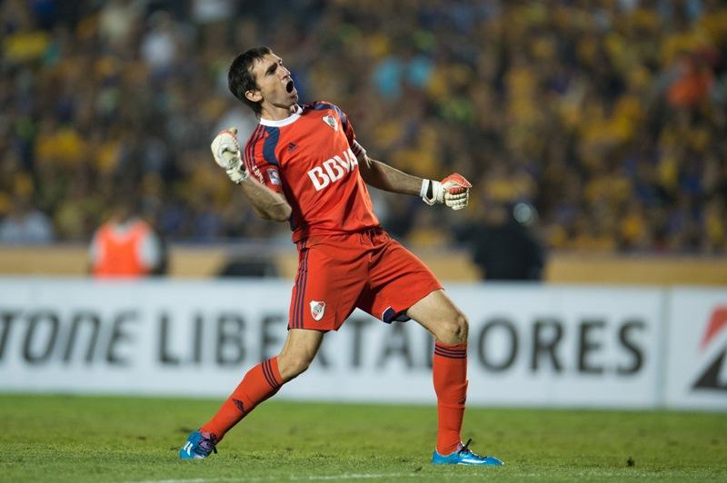 Barovero es uno de los porteros con más cartel que hayan llegado al futbol mexicano.