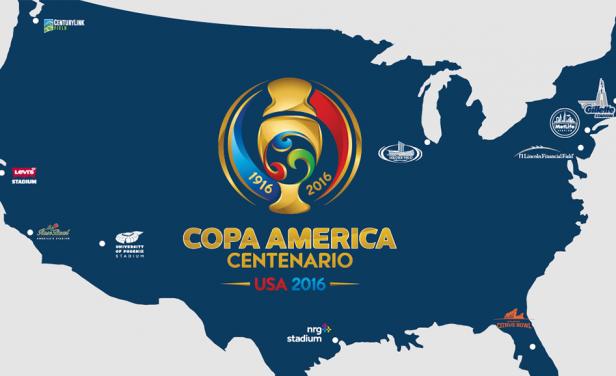 Copa América Centenario: Así se jugarán los cuartos de Final