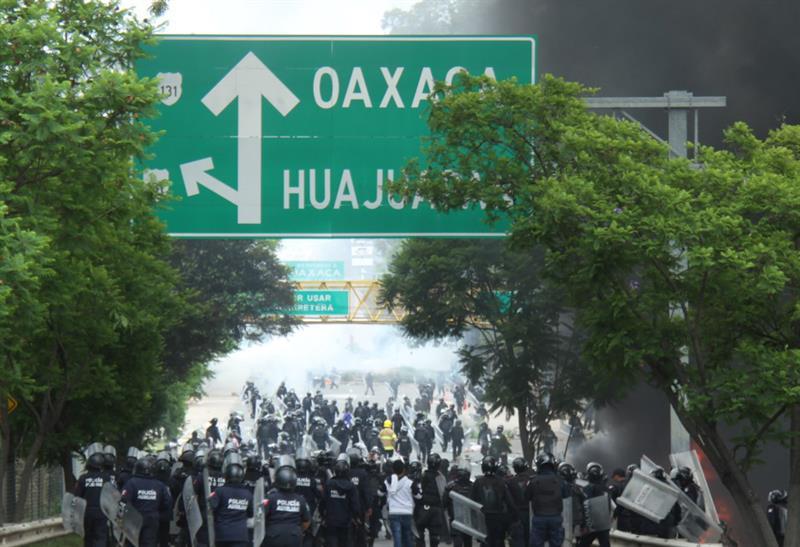 CNTE: No queremos un baño de sangre… queremos negociar