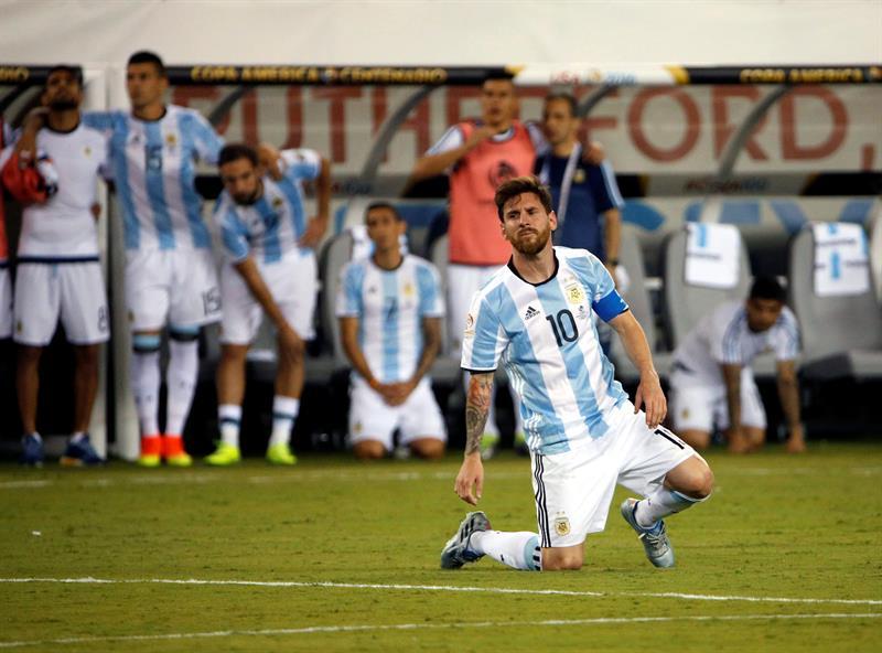 Lionel Messi, la bendición de una Argentina maldita