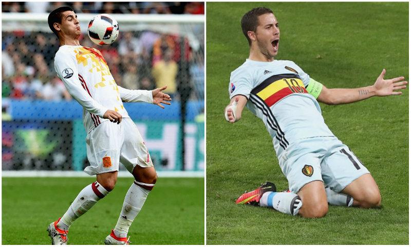 Real Madrid y Chelsea planean canje de jugadores