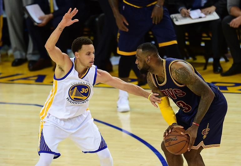 Stephen Curry vs. Lebron James: Un duelo en las Finales de la NBA por el legado