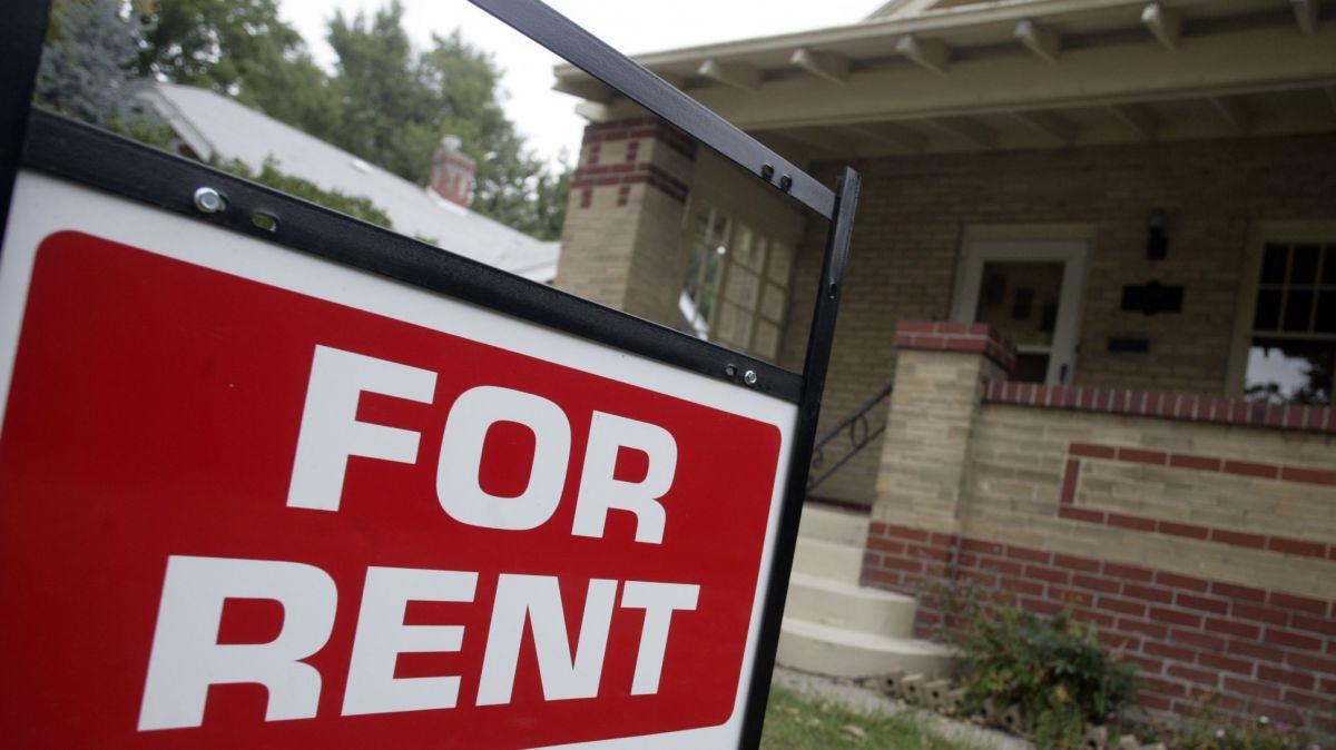 El coronavirus ha intensificado el problema de la vivienda en CA.