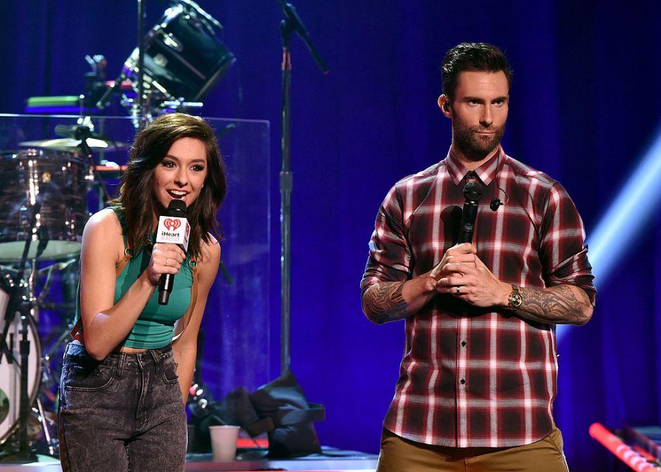 Video: El conmovedor tributo de Adam Levine a Christina Grimmie en The Voice