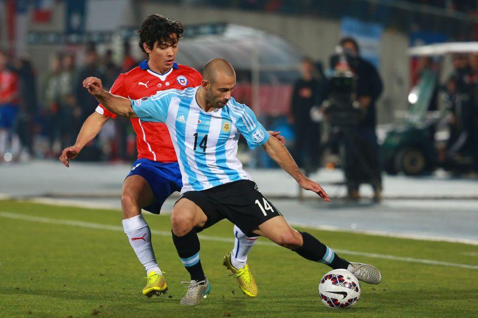Copa América Centenario: el 11 ideal dominado por Argentina y Chile