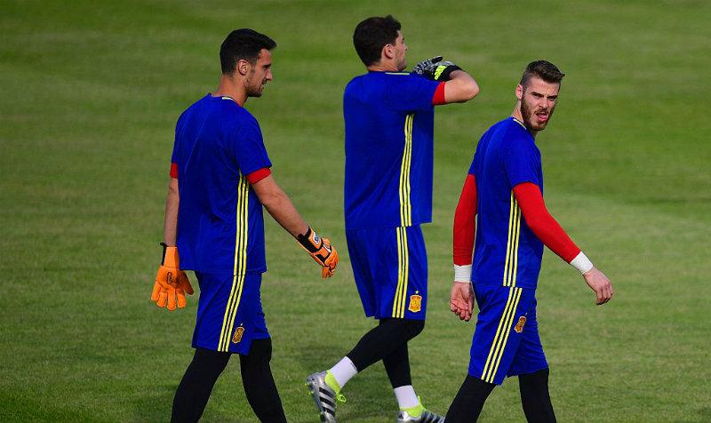 Dos jugadores de la selección española implicados en escándalo sexual