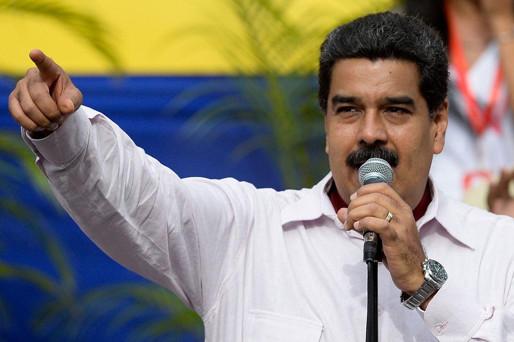 Maduro toma el control de la planta de Kimberly Clark en Caracas