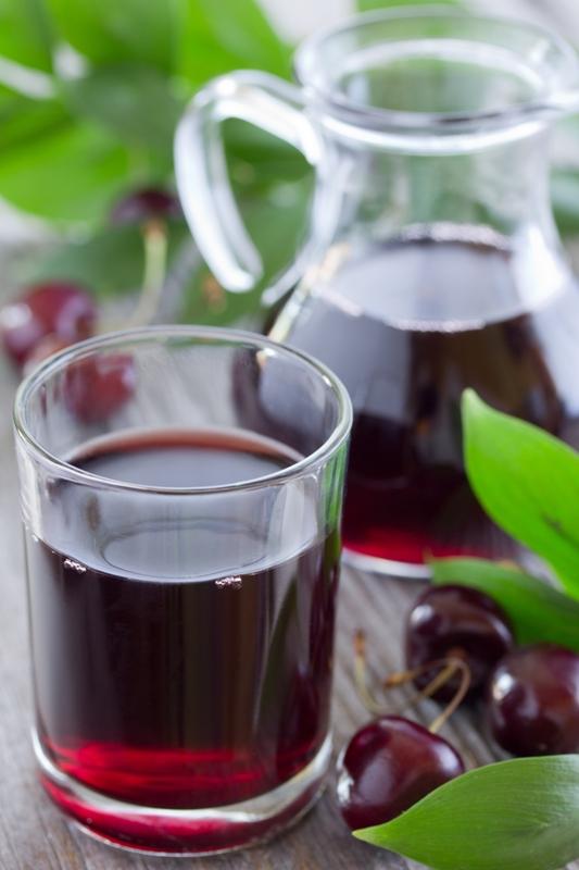 Irresistible jugo de cerezas para prevenir enfermedades degenerativas