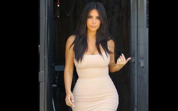 Así de bien luce Kim Kardashian en bikini tras perder 70 libras