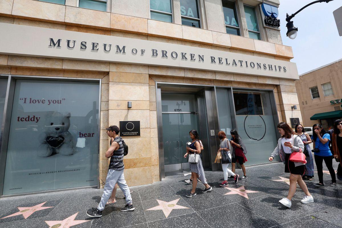 El museo se encuentra en el bulevar de Hollywood y abre todos los días de la semana.