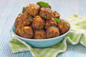 Receta del Día: Albóndigas vegetarianas