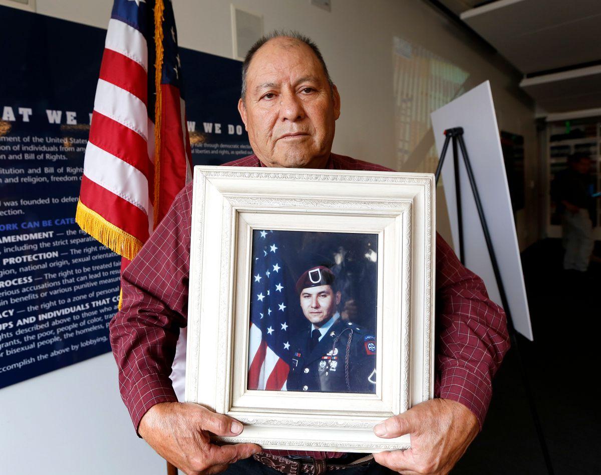 ACLU: el gobierno le falló a los veteranos deportados